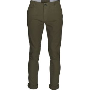 Chino Hose - Black Forrest - KnowledgeCotton Apparel