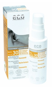 eco cosmetics Sonnenöl LSF 30 - eco cosmetics