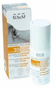 eco cosmetics Sonnengel Gesicht LSF 30 - eco cosmetics