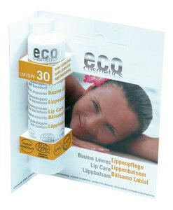 eco cosmetics Lippenpflege LSF 30 - eco cosmetics