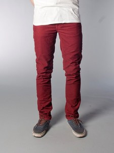 Grim Tim Red Cord - Nudie Jeans