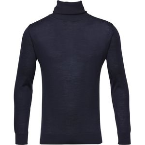 Rollkragenpullover - Roll neck - Total Eclipse - KnowledgeCotton Apparel