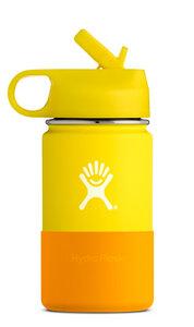 Neu! Hydro-Flask Kids Flask Wide Mouth 354 ml 4 Farben - Hydro Flask
