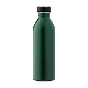 0,5l Trinkflasche Jungle Green - 24bottles