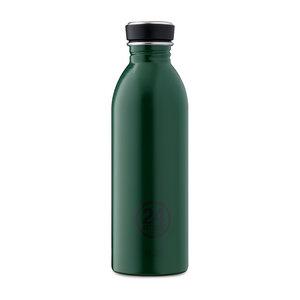 Edelstahl Trinkflasche Jungle Green - 24bottles