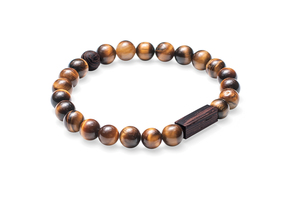 Perlenarmband Tigris Bracelet - BeWooden