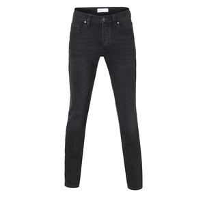 Mens Slim Jeans Black Kyanos - goodsociety