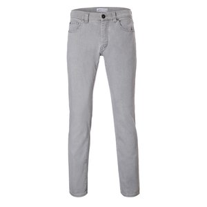 Mens Slim Straight Jeans Black Silver - goodsociety