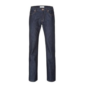 Mens Straight Jeans Raw  - goodsociety