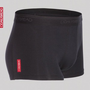 Boxershorts schwarz - Made in Germany - Dailybread