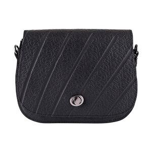 Becca klassische schwarze vegane Handtasche - SAPU