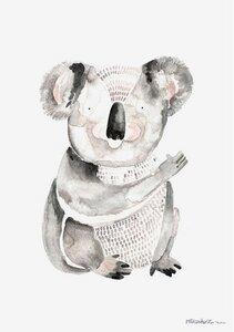 Poster Ole der Koala - Gretas Schwester