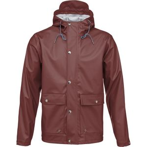 Rain Jacket - Decadent Chokolade - KnowledgeCotton Apparel