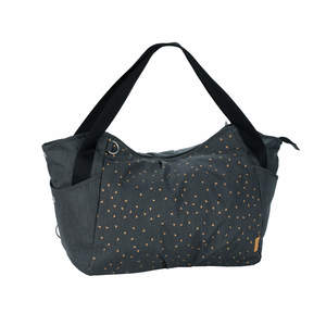 Zwillingswickeltasche Casual Twin Bag, Triangle Dark Grey - Lässig