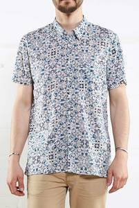 Cotton Tolcarne Shirt - Nomads Fair Trade Fashion