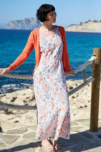 Voile Maxi Dress - Nomads Fair Trade Fashion
