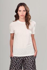 T-Shirt aus Tencel - MARIA SEIFERT