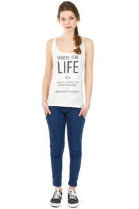 Martha Top - off-white - SHIRTS FOR LIFE