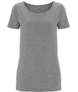 FAIRSHARE FAIRTRADE ORGANIC WOMENS T-SHIRT - Continental Clothing