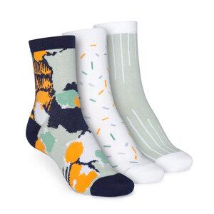 3er Pack Socken Mittelhoch // Blossom/Sprinkles/Colour Grading - THOKKTHOKK
