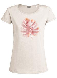 T-Shirt Adores Slub Plants monsterleaf - GreenBomb