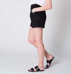 Shorts HOLLY black - JAN N JUNE