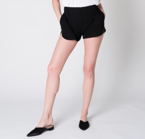 Easy Shorts YUCCA schwarz - JAN N JUNE