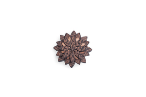 Holzanstecker Deco Flower - BeWooden