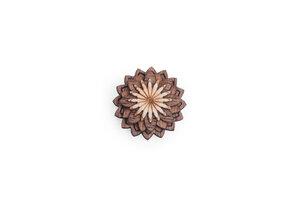 Holzanstecker Oriens Flower - BeWooden