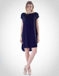 Cleopatra Dress / Dunkelblau / Eukalytus / Minimal - Re-Bello