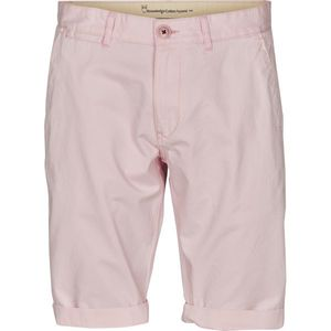 Stoffhose - Twisted Twill Shorts - Orchid Pink - KnowledgeCotton Apparel