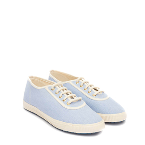 Startas Light Blue Canvas Sneaker Low - Startas