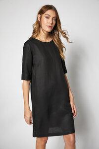 3/4 Arm Kleid aus Tencel - Lanius