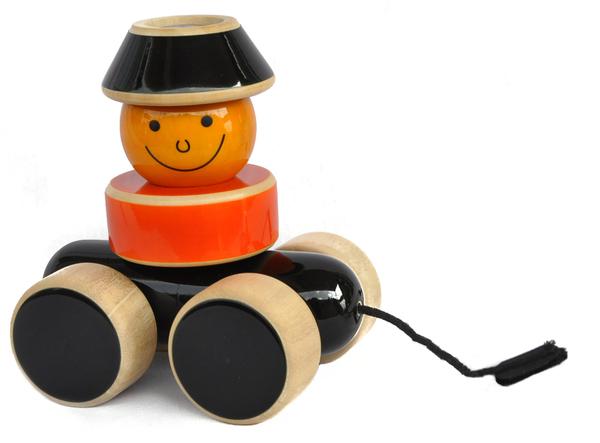Go Go Holz Stapelspielzeug