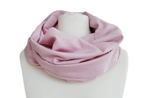 Bio Stillschal Rosa Pastellfarben Einfarbig Stilltuch Stillcover - Zellmops