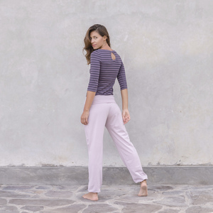 3/4 Shirt Rita, gestreift - Jaya