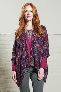 Rosewood Kimono Jacket - Nomads Fair Trade Fashion