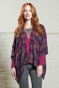 Rosewood Kimono Jacket - Nomads Fair Trade Fashion