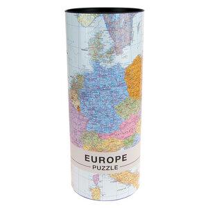 Europa Puzzle / EU Karte 1000 Teile - Die gesamte EU 68 x 48 cm - Extragoods