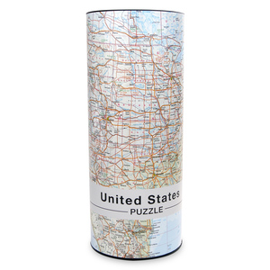 United States Puzzle 1000 Teile - Die gesamte USA 68 x 48 cm - Extragoods