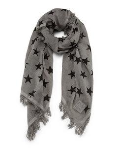 COCO STARS: Damen Schal aus 100% Biobaumwolle mit Sternen - Daily's by DNB