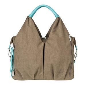 Lässig Wickeltasche Green Label  Neckline Bag Taupe NEU - Lässig