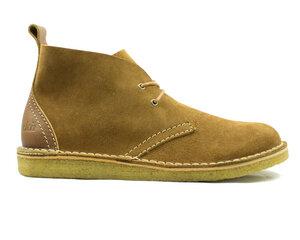 Max Herre Schuhe Camel Suede Crepe Sole - ekn footwear