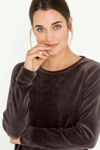 Sandrine Nicki Sweatshirt Raglan   - SHIRTS FOR LIFE