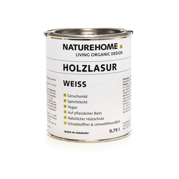 naturehome holzlasur avocadostore. Black Bedroom Furniture Sets. Home Design Ideas