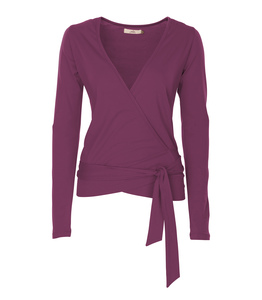Wickeljacke Yael, red wine - Jaya