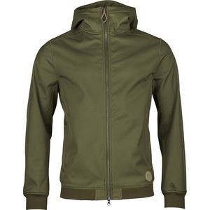 Soft shell jacket - Forrest Night - KnowledgeCotton Apparel