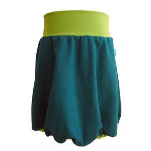 Ballonrock, smaragd/kiwi - bingabonga