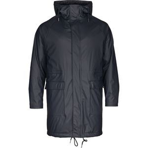 Regenjacke - Owl rain jacket - Total Eclipse - KnowledgeCotton Apparel