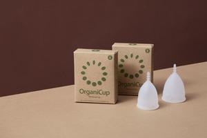 OrganiCup Menstruationstasse  - OrganiCup